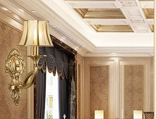 Zhang Ying ZY * Koper Europese creatieve persoonlijkheid nachtkastje woonkamer hal hal entree lamp