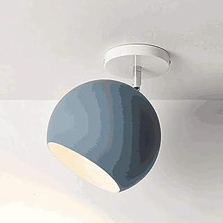 MTSBW Nordic Macaron la lámpara de Techo lámpara de Techo Buhardilla Dormitorio Creativo Corredor Armarios Bella y generos...