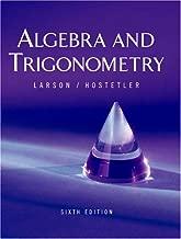 Algebra and Trigonometry, 6th Edition