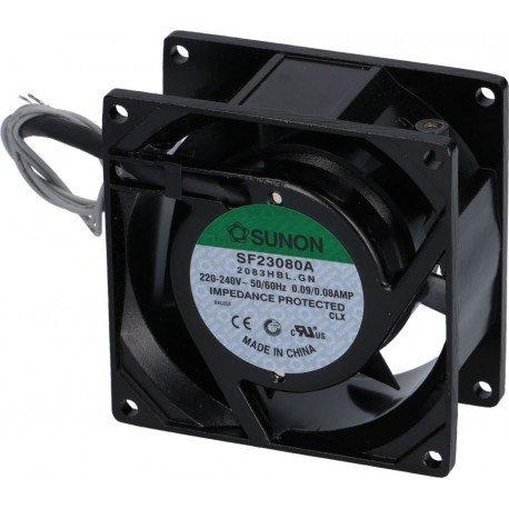 Puce Ventilatore ASSIALE SUNON 80X80X38 MM CODICE: 3240337