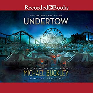 Undertow audiobook cover art