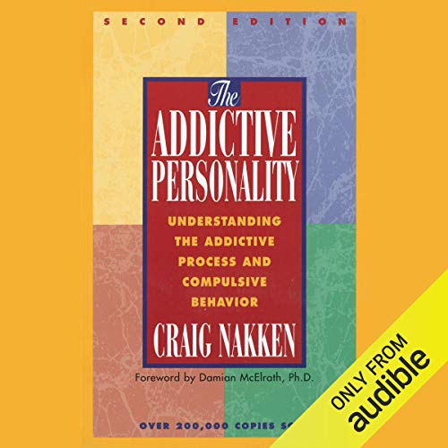 The Addictive Personality audiobook cover art