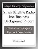Sirius Satellite Radio Inc. Busi...