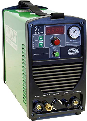 2020 SuperUltra 206Si 200 Amp TIG/Stick 50 Amp Plasma Cutter Multi Process Combo Welder Dual Voltage 110v/220v