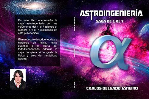 Astroingeniería saga volumenes del 1 al 7