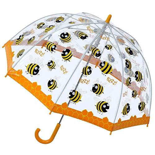 Bugzz, Stockschirm Gelb Biene