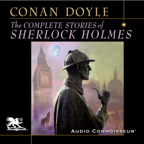 The Complete Stories of Sherlock Holmes cover art