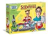 Clementoni- Super Laboratorio scientifico, Multicolore, 13998