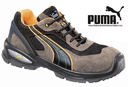 Puma Safety Sapato Saturn Low S1P 40 (640990)