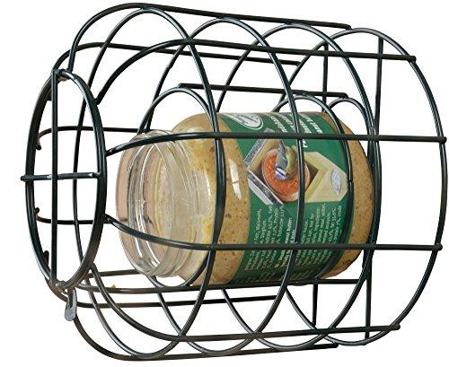 Esschert Design Schutzsilo für Erdnußbutter