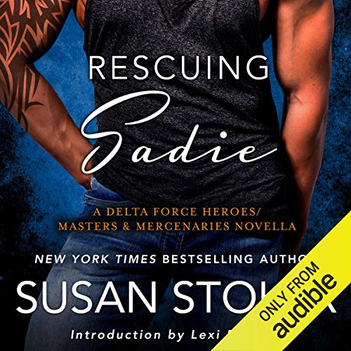 Rescuing Sadie cover art