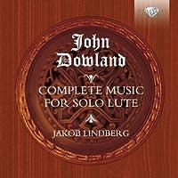 ダウランド:リュート作品全集 (Dowland: Complete Lute Music) (4 CD)