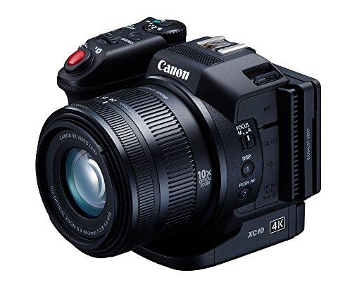 Canon XC10 64GB Cfast Camcorder (4K, inklusive Karte) schwarz