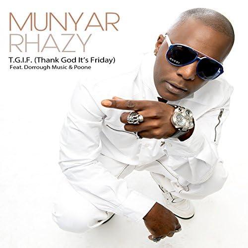 Munyar Rhazy feat. Dorrough & Poone
