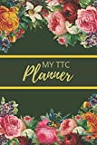 MY TTC Planner: Flexible Tracker for Your Fertility Journey /Ivf Journal / ivf planner /Fertility Journal/ Pregnancy Planner / Pregnancy Tracker Journal / Infertility Journal / My Pregnancy Journal