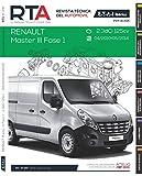 Documentación técnica RTA 247 RENAULT MASTER III FASE 1 (2010 -2015)