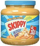SKIPPY Peanut Butter, Creamy, 5 lb