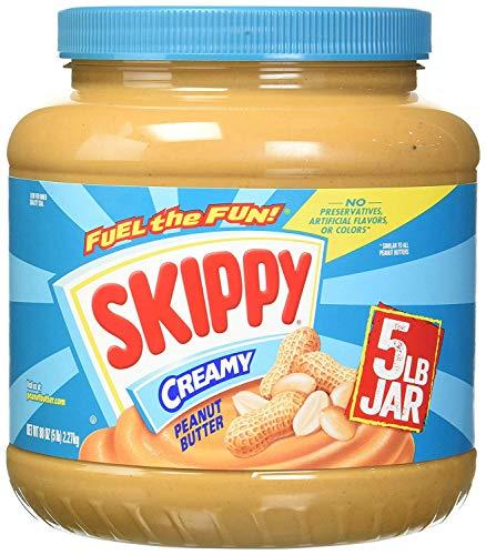 SKIPPY Creamy Peanut Butter, 5 lb