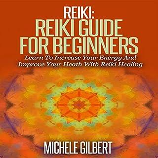 Reiki: Reiki Guide for Beginners Titelbild