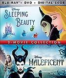 SLEEPING BEAUTY/MALEFICENT 2-MOVIE COLLECTION [Blu-ray]