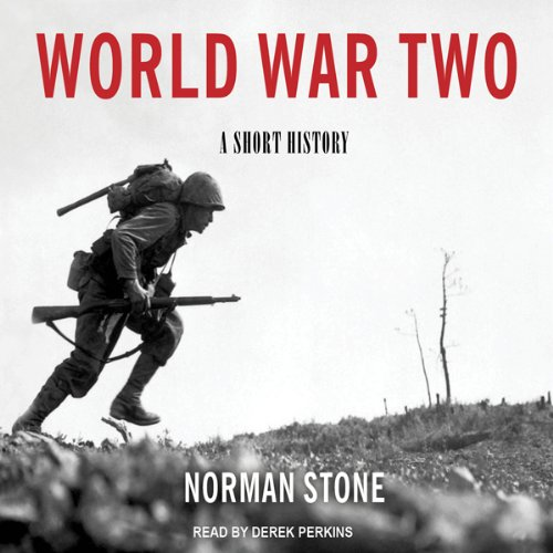 World War Two audiobook cover art