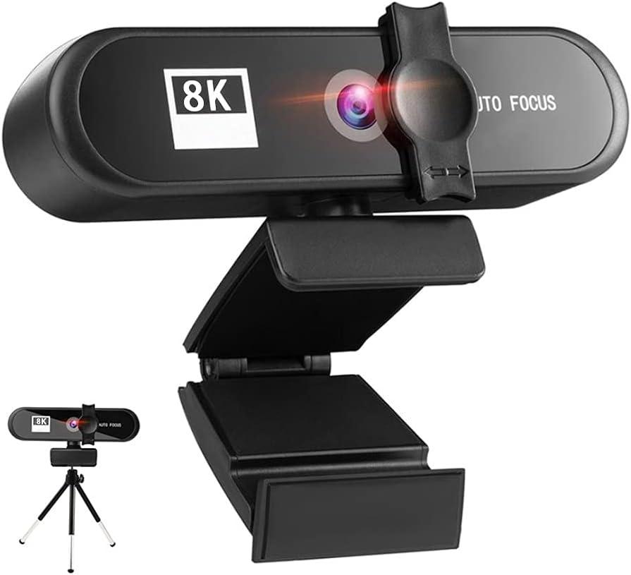 DROHOO 1 2 4 8K Webcam Max 77% OFF USB Private Beauty Live Model Max 61% OFF Focus Auto