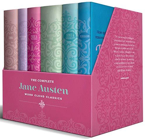 Jane Austen (Word Cloud Classics)