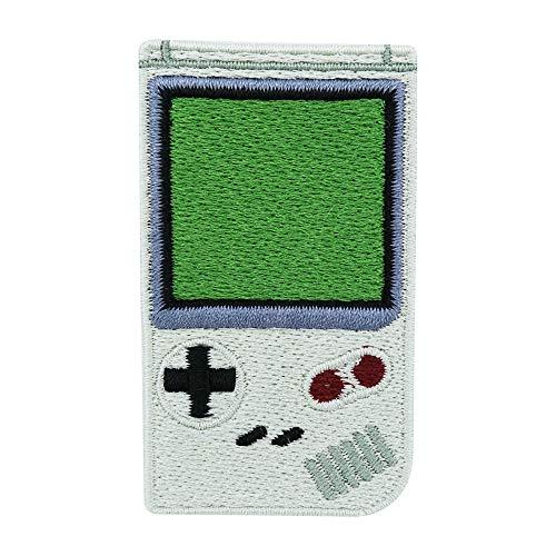 Finally Home Old School Game Boy Patch zum Aufbügeln | Vintage, Retro Spiele Patches, Bügelflicken, Flicken, Aufnäher