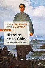 Histoire de la Chine - Des origines à nos jours de Flavie Mémet