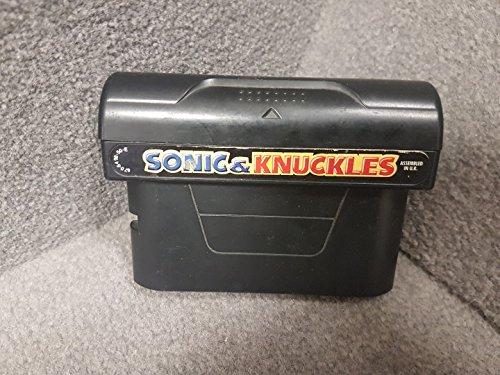Mega Drive - Sonic & Knuckles