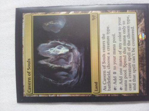 Magic The Gathering - Cavern of Souls (226) - Avacyn Restored - Foil