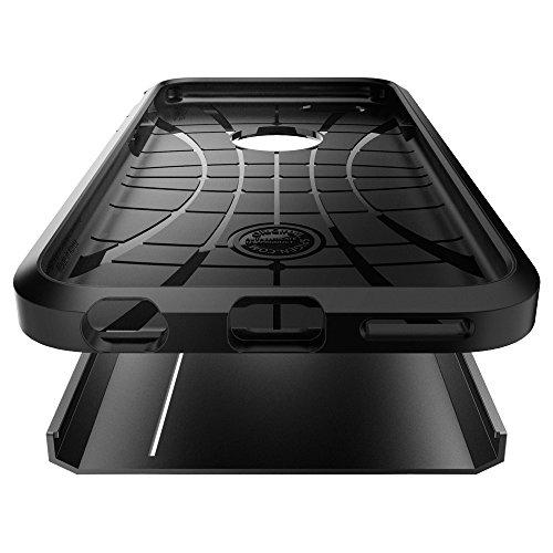 『【Spigen】 iPhone6 ケース, [ 米軍MIL規格取得 衝撃 吸収 パターン 加工 ] タフ・アーマー アイフォン 6 用 耐衝撃 カバー』の1枚目の画像
