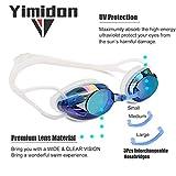 Zoom IMG-2 yimidon occhiali da nuoto professionali