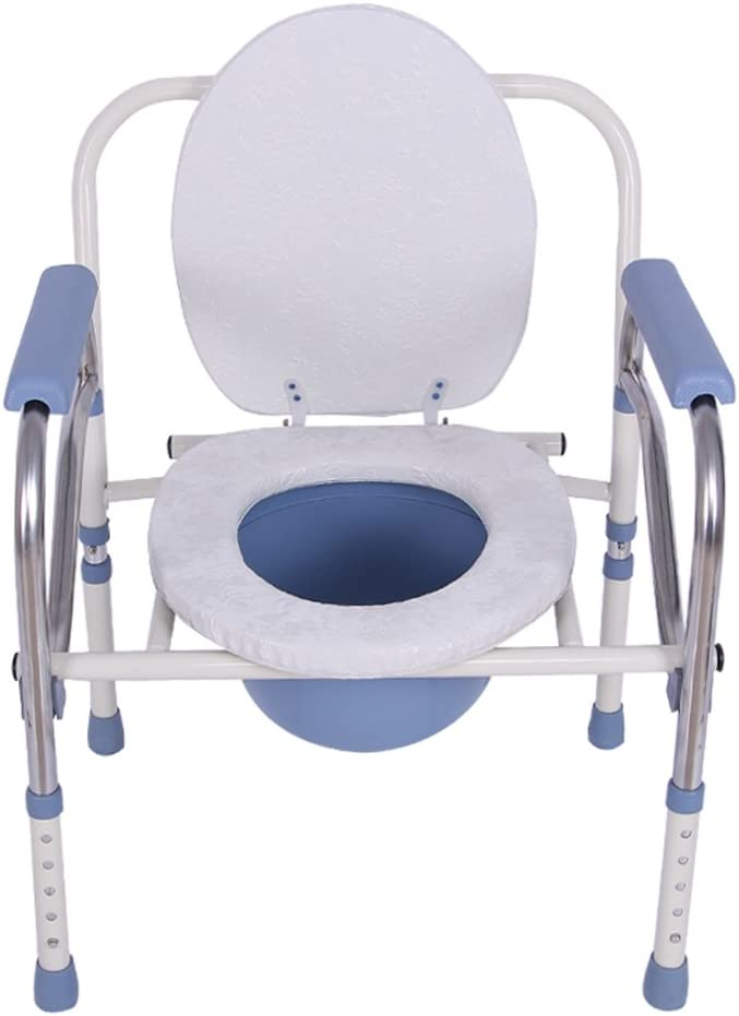 Toilet Chair Stainless Trust Steel Folding Disabled seat Dealing full price reduction