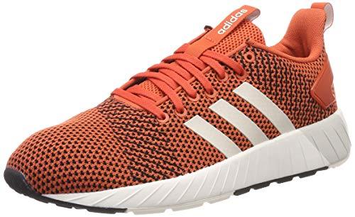 adidas Men's Questar BYD Running Shoes, Orange (Raw Amber/Cloud White/Core Black Raw Amber/Cloud White/Core Black), 12.5 UK