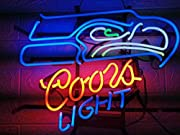 SOLELY and PROUDLY provided by BEST HIGH QUALITY NEON SIGNS WHOLE SELLER & RETAILER SIZE is 42CMx 32CM(metal frame), Larger sign. Made by senior master benders This bright, colorful handcrafted neon sign will look more pretty in real eyes. The best o...