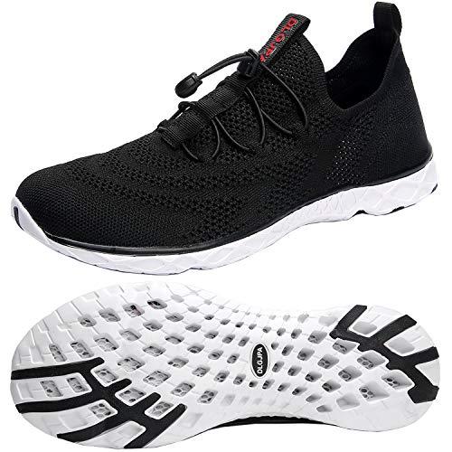 DLGJPA Women's Lightweight Quick Drying Aqua Water Shoes Athletic Sport Walking Shoes