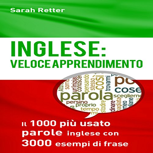 Inglese: Veloce Apprendimento [English: Fast Learning] audiobook cover art