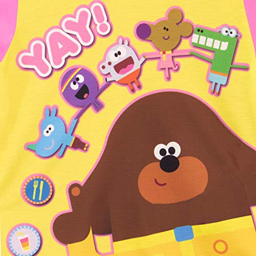 Hey Duggee Girls Squirrel Club Pyjamas Multicoloured Age 2 to 3 Years