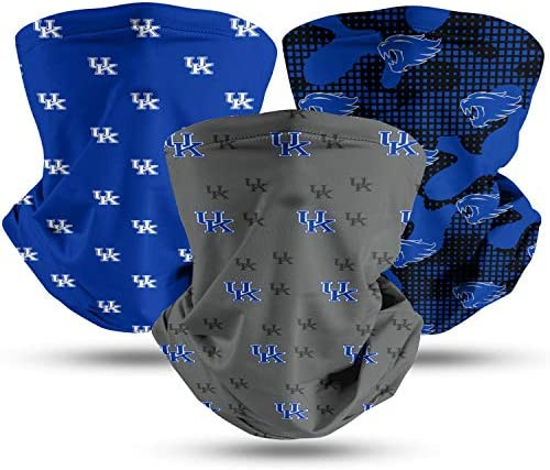 Men Women Bandana Neck Gaiter Face Masks Reusable Headbands Sun UV Pollution Balaclava Multi product image