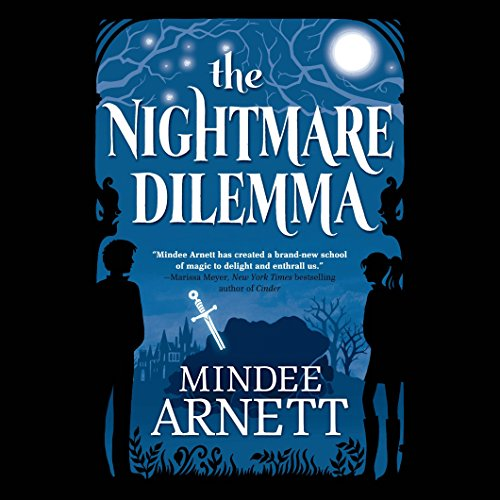 The Nightmare Dilemma audiobook cover art