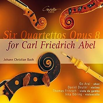 Johann Christian Bach: Six quartettos for Carl Friedrich Abel