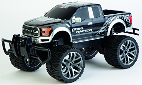 Carrera RC Officially Licensed Ford F-150 Raptor Truck 1: 14 Scale 2.4 Ghz Remote Radio Control Car Vehicle