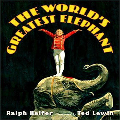 World's Greatest Elephant  audiobook cover art