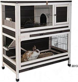Lounge Small Pet Cage Jaula para Mascotas de Conejo y cobaya