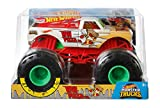 Hot Wheels Pure Muscle Monster Truck, 1:24 Scale, Multicolor