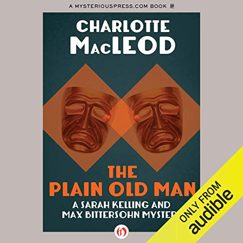 The Plain Old Man audiobook cover art