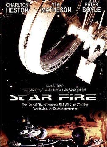 Starfire DVD - Kult Klassiker mit Charlton Heston