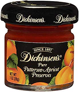 Dickinson's Dickinson´s Pure Patterson Apricot Preserves, Chabacano, 28 gramos