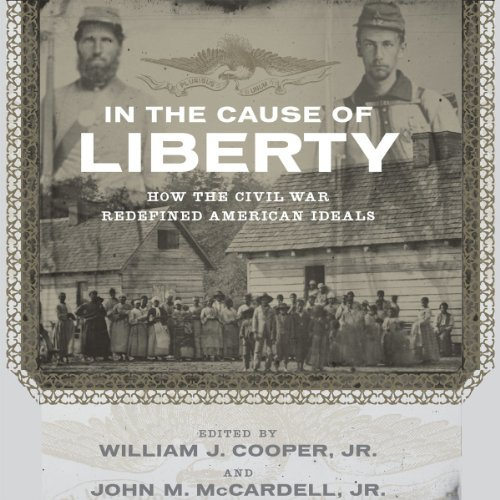In the Cause of Liberty audiobook cover art